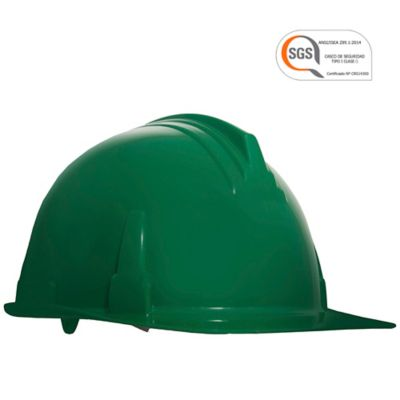 Cascos Industrial Liviano Verde Setx20