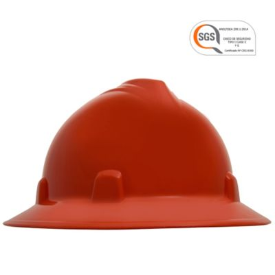 Cascos Imperio Dieléctrico Naranja Setx20