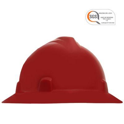 Cascos Imperio Dieléctrico Rojo Setx20