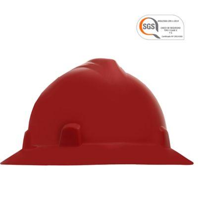 Cascos Imperio Rachet Dieléctricos Rojo Setx20
