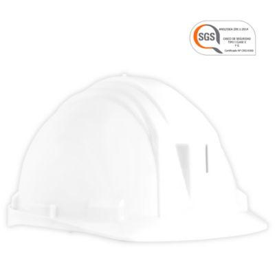 Cascos Driller Minero Dieléctrico Blanco Setx20