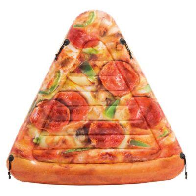 Flotador En Forma De Porción De Pizza