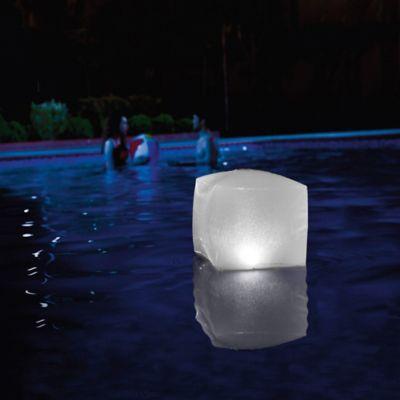 Cubo Led Flotante