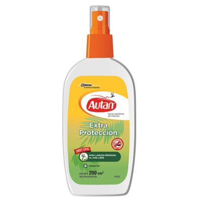 Autan Spray Extra Protección 200Cc/12 Co
