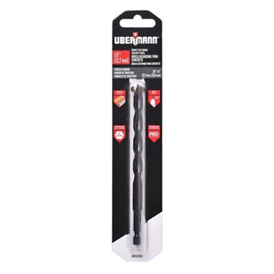 Broca Concreto  1/2X6pulg Ubermann
