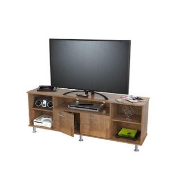 Mesa para TV Liverpool 61 x 143 x 36 cm Amaretto