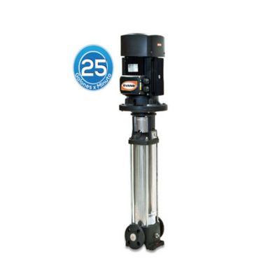 Bomba Vertical Motor 3 HP con 9 pasos 220/440 V