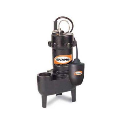 Bomba Sumergible para Agua Sucia 2 Pulg. Potencia 0.4 HP