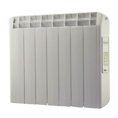Calefactor Eléctrico Programable Hasta 10 M2