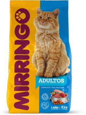 Alimento Para Gato X 8Kg