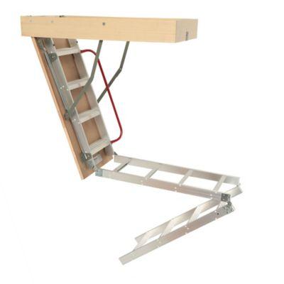 Escalera de Altillo en Alumninio 60x110 cm 160 Kg