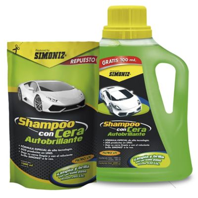 Shampoo 1900 + Doy Pack 1000 ml
