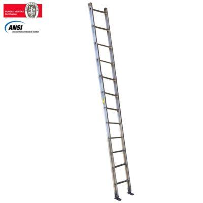 Escalera Pared Aluminio 4,00 Metros de 136 Kilogramos de Resistencia