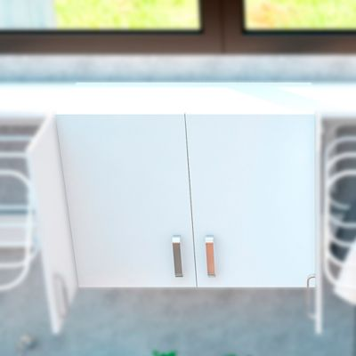 Mueble Para Superior Pro Canto 2mm 75 cm Blanco