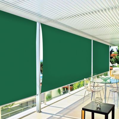 Toldo Vertical 2.0x3.0 Mts. Verde