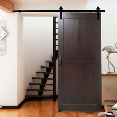 Kit Puerta PVC 91.4x213.3 cm - Riel 200 cm