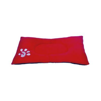 Colchón Deluxe Súper para Perros 80 x 118 x 14 cm Rojo