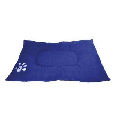 Colchón Deluxe para Perros 41,5 x 74 x 8 cm Azul
