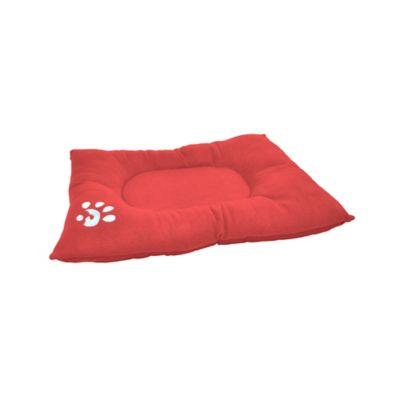 Colchón Deluxe para Perros 41,5 x 74 x 8 cm Rojo