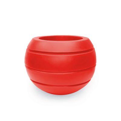 Matera Polietileno Esfera Roja 50 x 40 cm