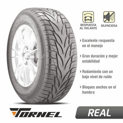 Llanta 185/60 Rin 14 Real