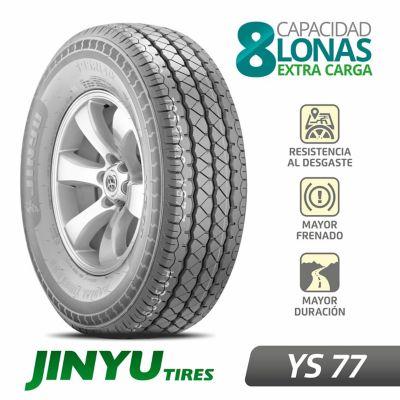 Llanta 195 Rin 14 8 Lonas YS77