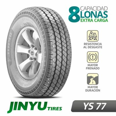 Llanta 195 Rin 15 8 Lonas YS77