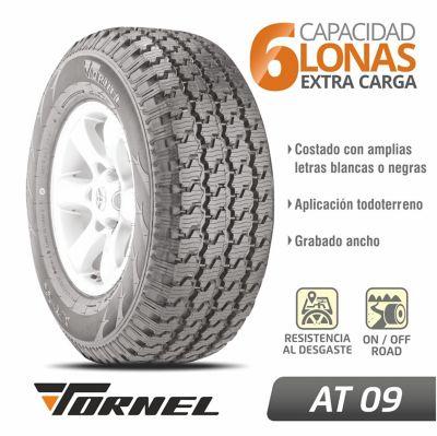 Llanta 265/75 Rin 16 AT09