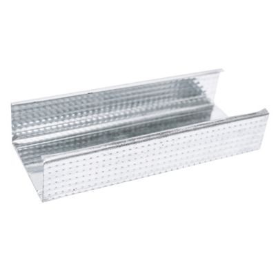 Vigueta para PVC 0.35mm x 2.44 mt Paquete x 20 Unidades