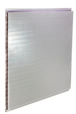 Cieloraso pvc 3.75m2 blanco, lámina de 3m x 25cm, Paq x 5 láminas