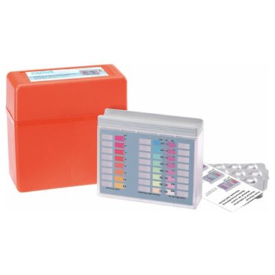 Kit Medicion Cloro Libre  Ph Alcalinidad 60 Tablet