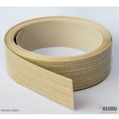 Canto Flexible 22 mm x 1 Mt Awoura Claro