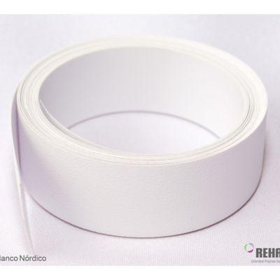 Canto Flexible 22 mm x 1 Mt Blanco Nordico
