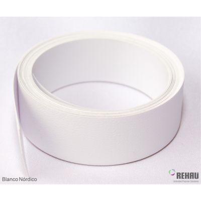 Canto Rigido 22 mm x 1 Mt Blanco Nordico