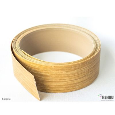 Canto Flexible 22 mm x 1 Mt Caramel