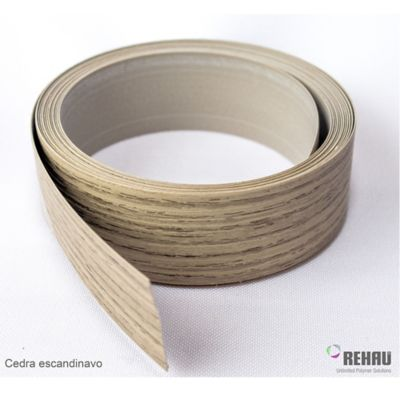 Canto Flexible 22 mm x 1 Mt Cendra Escandinavo