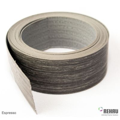 Canto Flexible 22 mm x 1 Mt Espresso