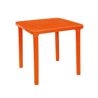 Mesa Clásica Naranja