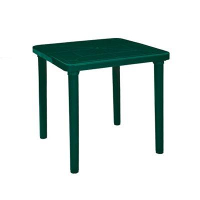 Mesa Clásica Verde Cazador