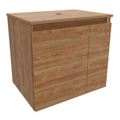 Mueble para Lavamanos Elevado Guali 54.6x60.2x43.8 cm Miel