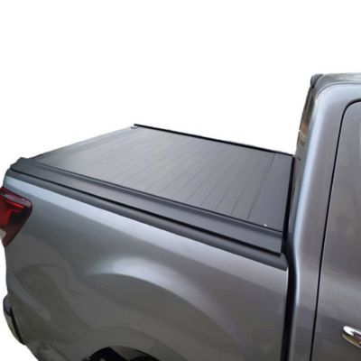 Cubierta en Aluminio para Chevrolet Luv D-Max Versión Full Doble Cabina / Platón de 1.49 Mt Largo para Modelos modelos 14-18