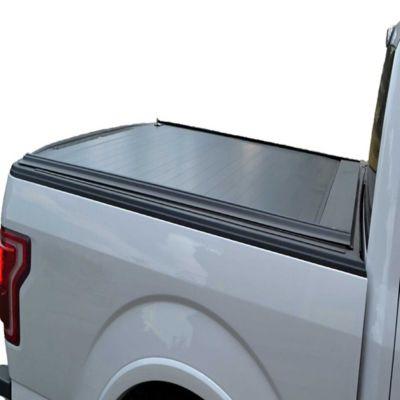 Cubierta en Aluminio para Ford F-150 Platón Plano / Platón 1.98 Mt Largo para modelos 09-14