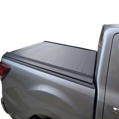 Cubierta en Aluminio para Ford Ranger / Platón 1.53 Mt Largo para Modelos 08-12