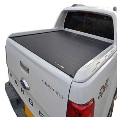 Cubierta en Aluminio para Ford Ranger T6 con Barra Original del Color de la Camioneta / Platón 1.50 Mt Largo para Modelos 12-18