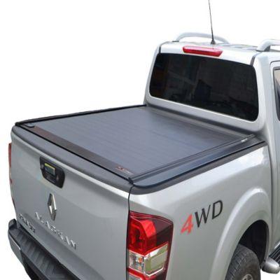 Cubierta en Aluminio para Renault Alaskan para Doble Cabina / Platón 1.47 Mt Largo para Modelos 17-18