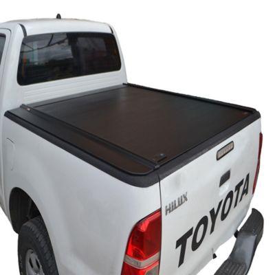 Cubierta en Aluminio para Toyota Hilux para Doble Cabina / Platón 1.52 Mt Largo para Modelos 06-19