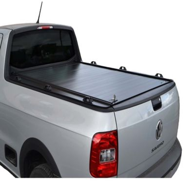 Cubierta en Aluminio para Volkswagen Saveiro Cabina Sencilla / Platón 1.61 Mt Largo para Modelos 13-18