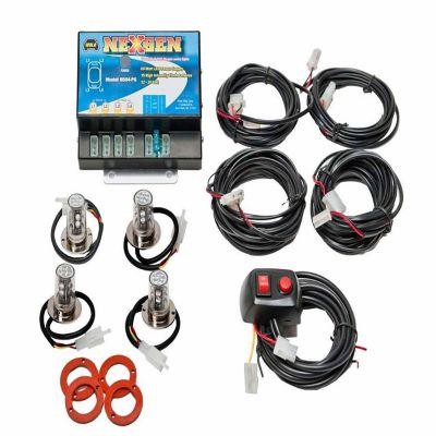Kit De Luces Estroboscopicas Para Farolas Y Stops