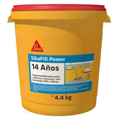 Sikafill Power Blanco 14 Años 4.4kg