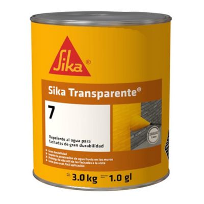 Sika Transparente 7 3Kg